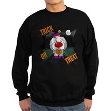 Sheepdog Clown Halloween Sweatshirt