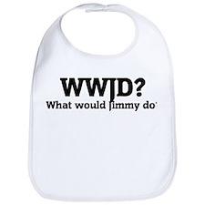 What would Jimmy do? Bib