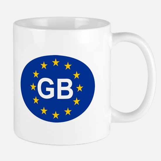 EU UK Mug