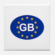 EU UK Tile Coaster