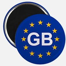 EU UK Magnet