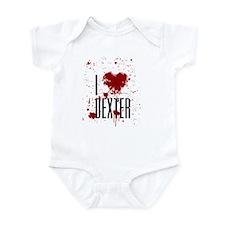 I Heart Dexter Onesie