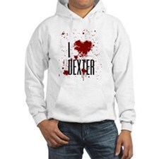I Heart Dexter Hoodie