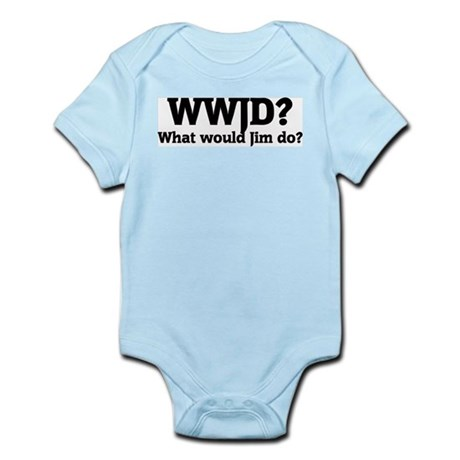 What would Jim do? Infant Creeper