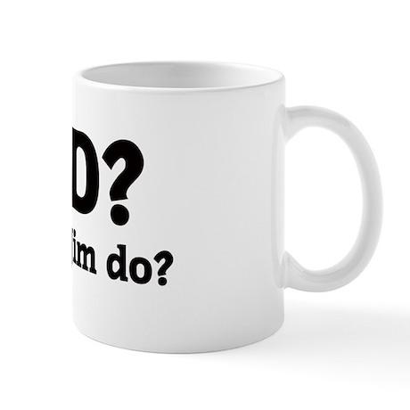 What would Jim do? Mug