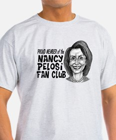 Nancy Pelosi Fan Club T-Shirt