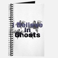 I Believe In Ghosts Journal