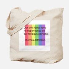 Cool Proposition 8 Tote Bag