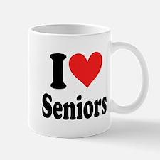 I Heart Seniors: Mug