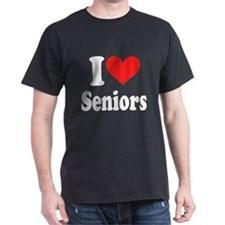 I Heart Seniors: T-Shirt