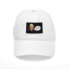 Jefferson - WTF Baseball Cap