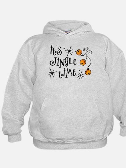 Jingle Time Hoodie