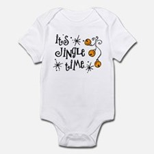 Jingle Time Infant Bodysuit