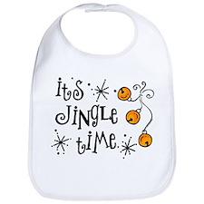 Jingle Time Bib