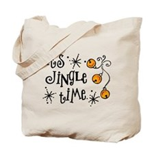 Jingle Time Tote Bag