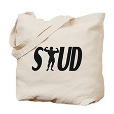 Stud Muscles Tote Bag