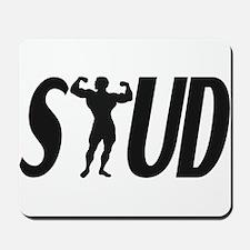 Stud Muscles Mousepad