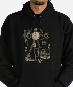 Steampunk Contraption Hoodie