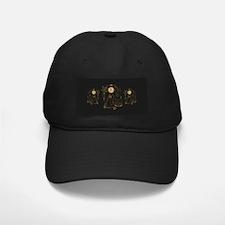 Steampunk Contraption Baseball Hat