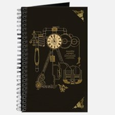 Steampunk Contraption Journal