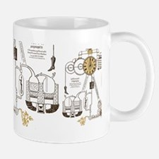 Steampunk Contraption Mug