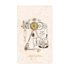 Steampunk Contraption Decal