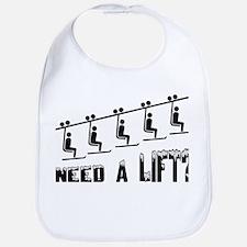Need A Ski Lift Bib