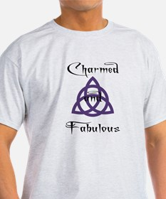 Charmed and Fabulous Triquetr T-Shirt