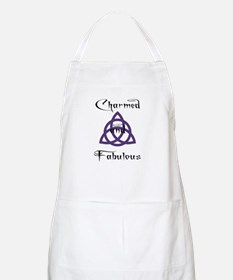 Charmed and Fabulous Triquetr Apron