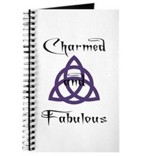 Charmed and Fabulous Triquetr Journal