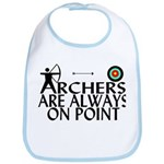 Archers On Point Bib