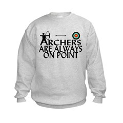 Archers On Point Sweatshirt