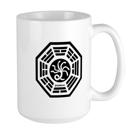 The Hydra Large Mug