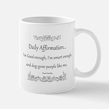 Daily Affirmation Mug