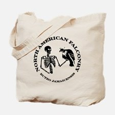 Falconry Buteo jamaicensis Tote Bag