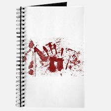 Blood Spatter Journal