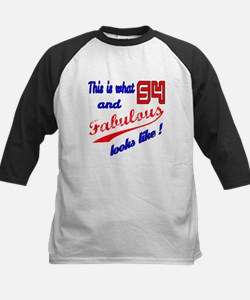 This Is what 54 and Fabulous Tee
