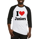 I Heart Juniors: Baseball Jersey