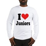 I Heart Juniors: Long Sleeve T-Shirt