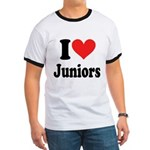 I Heart Juniors: Ringer T