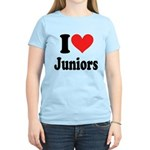 I Heart Juniors: Women's Light T-Shirt