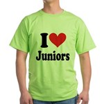 I Heart Juniors: Green T-Shirt
