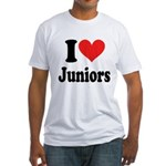 I Heart Juniors: Fitted T-Shirt