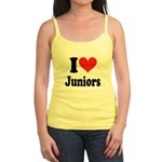 I Heart Juniors: Jr. Spaghetti Tank