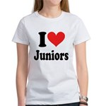 I Heart Juniors: Women's T-Shirt