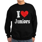 I Heart Juniors: Sweatshirt (dark)