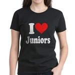 I Heart Juniors: Women's Dark T-Shirt