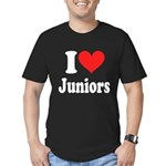 I Heart Juniors: Men's Fitted T-Shirt (dark)