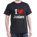 I Heart Juniors: Dark T-Shirt