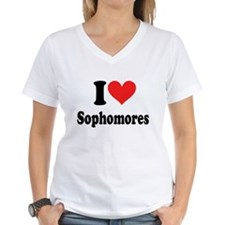 I Heart Sophomores Shirt